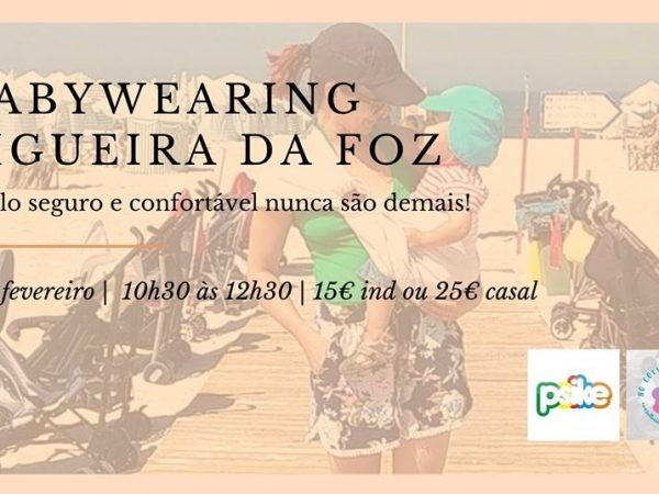 WORKSHOP DE BABYWEARING
