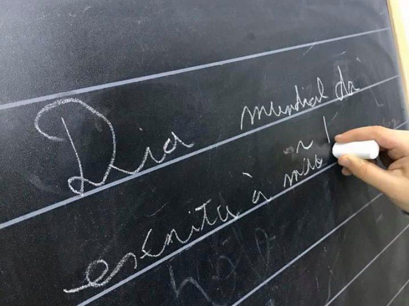 Dia Mundial da Escrita à Mão