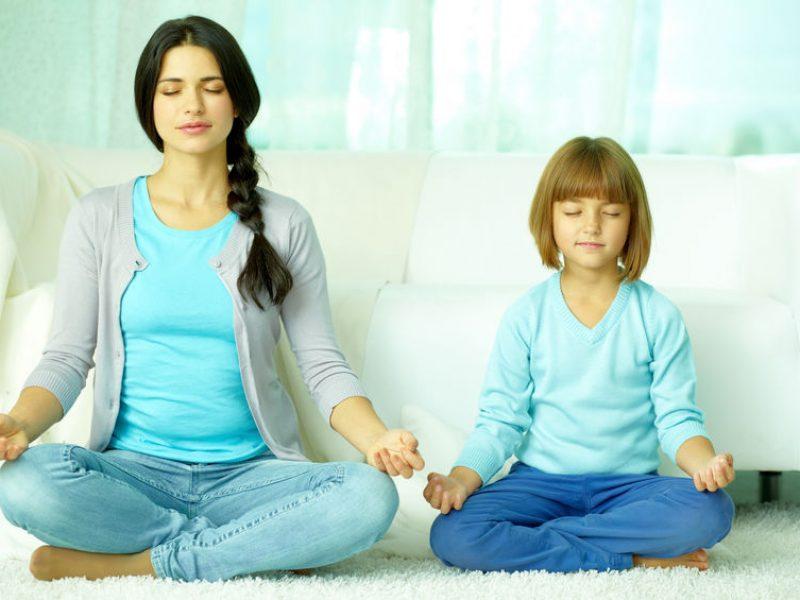 Workshop Mindfulness Pais e Filhos