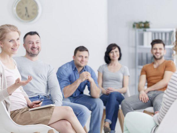 Terapia de Grupo – Adultos