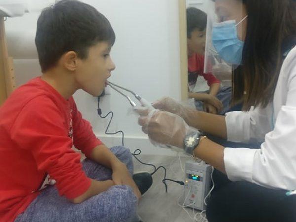 Eletroestimulação na Terapia da Fala