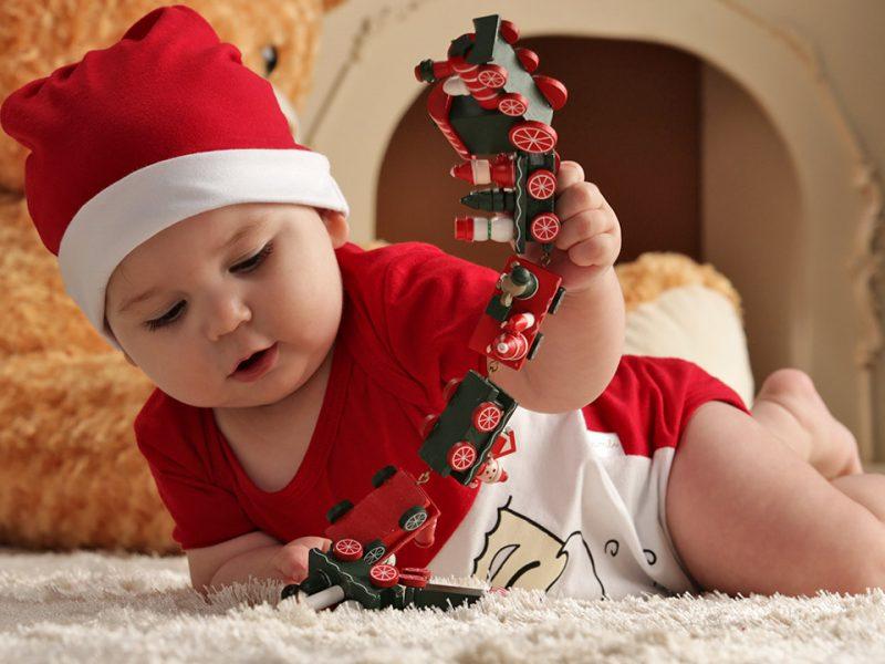 Estamos em época de festas… mas e os bebés?