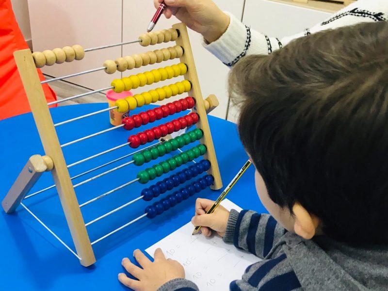 Como usar o ÁBACO no ensino de competências numéricas?