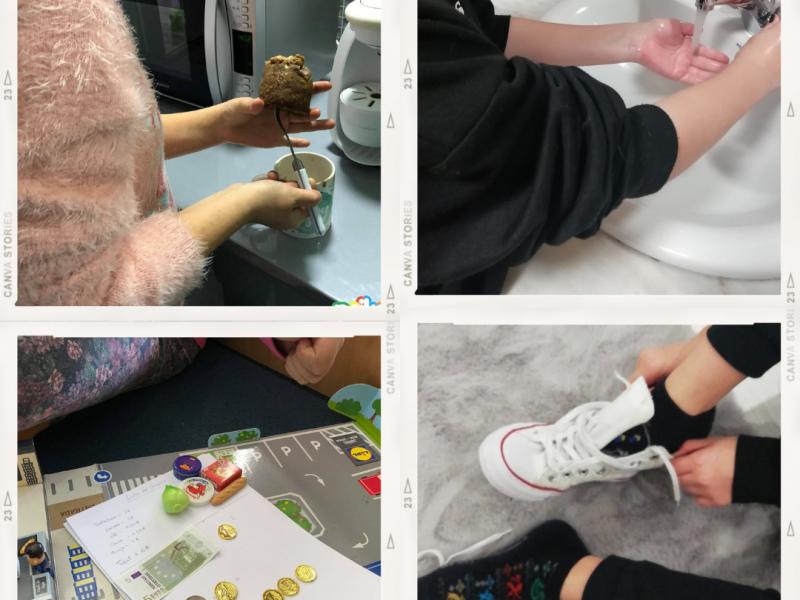 Qual a importância das Atividades de Vida Diária (AVD) nas crianças?