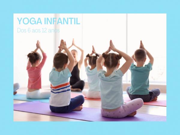 Yoga para crianças na Psike – Figueira da Foz